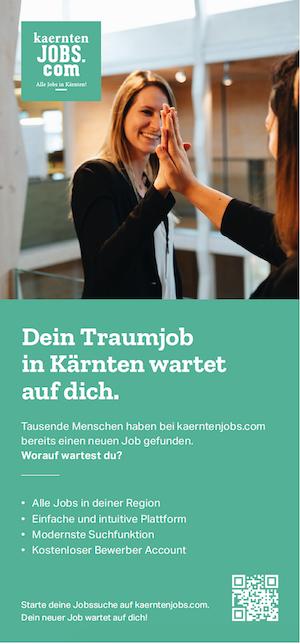 Lehrlingsstelle in Kärnten